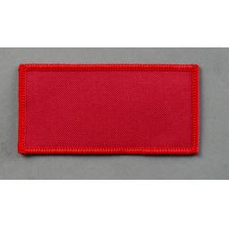Rectangle Badge (25pk)