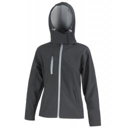 Women's TX Performance Hooded Softshell
