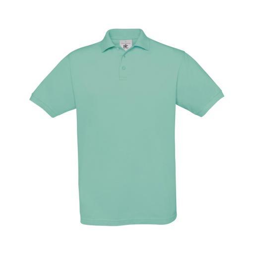 Men's Safran Piqué Polo
