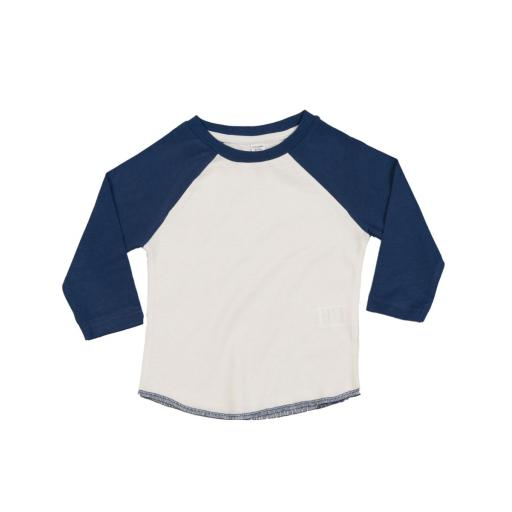 Baby Superstar Baseball Tee