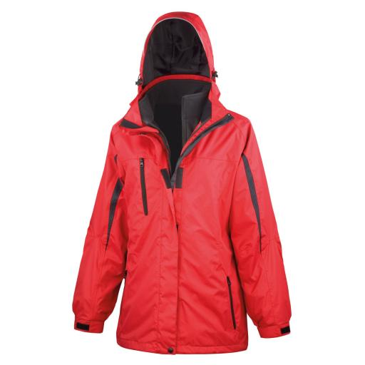 Ladies' 3-in-1 Journey Jacket