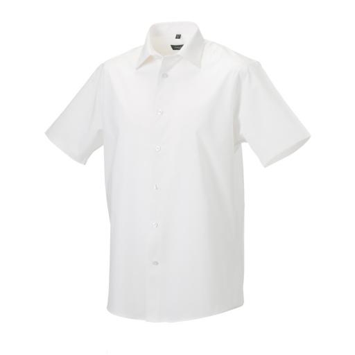 Men's S/Sleeve Fitted Shirt