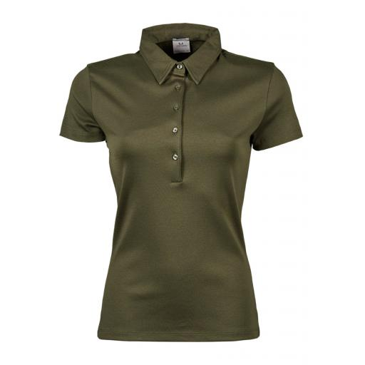 Ladies' Pima Cotton Polo