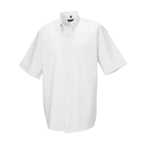 Men's S/Sleeve Oxford Shirt
