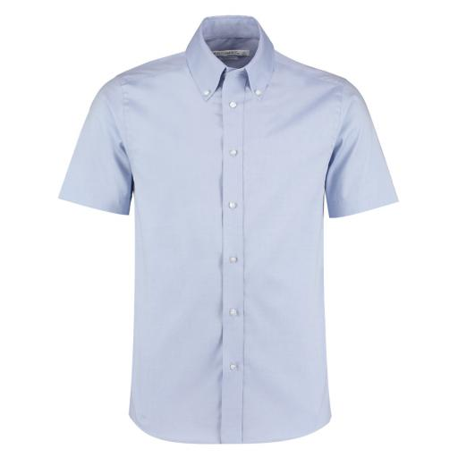 Men's S/Sleeve Premium Oxford Shirt