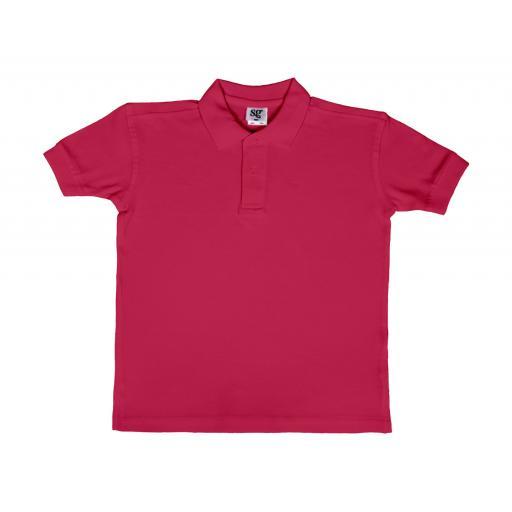Kid's Cotton Polo