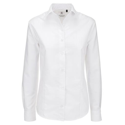 Women's Oxford L/Sleeve Shirt
