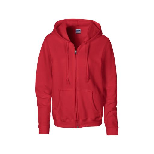 Heavy Blend™ Ladies' Full Zip