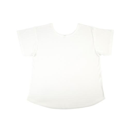 Women's 'Kate' Viscose-Cotton Boxy Tee