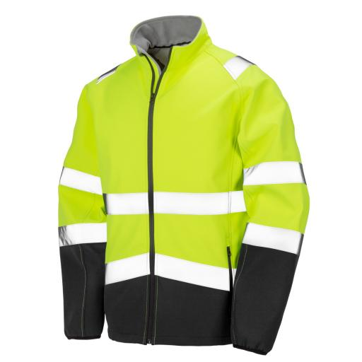 Printable Safety Softshell