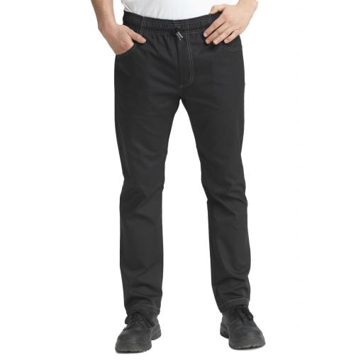 Slim Fit Chefs Prep Trousers