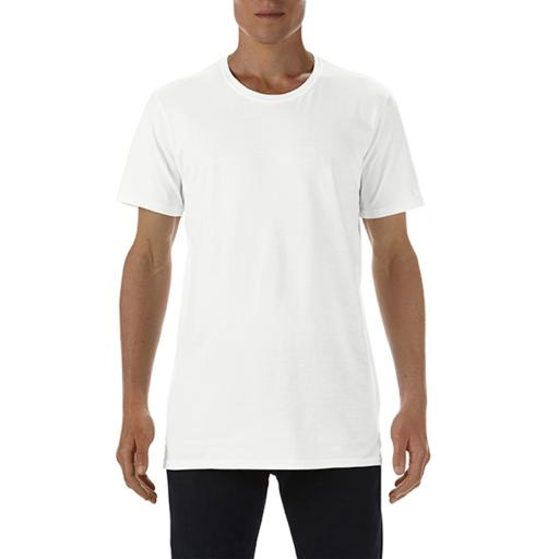 Adult Lightweight Long & Lean Tee