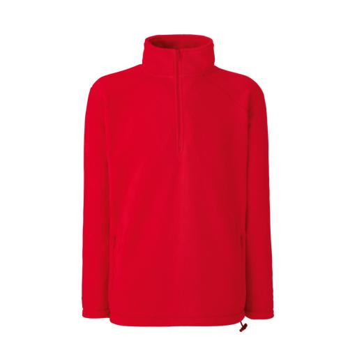 Men's Half Zip Outdoor Fleece