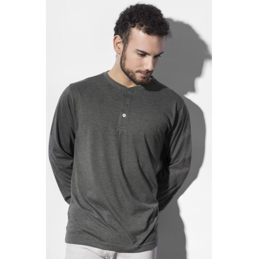 Aden Men's Henley T-shirt