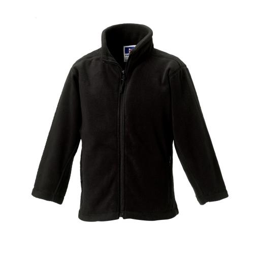 Children's Full Zip Fleece