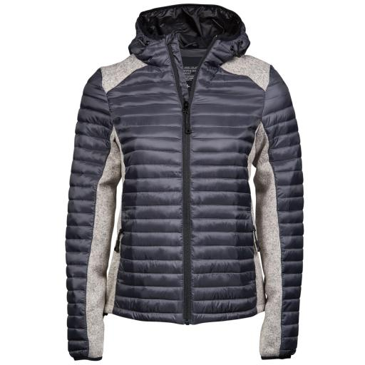 Ladies' Hooded Outdoor Crossover