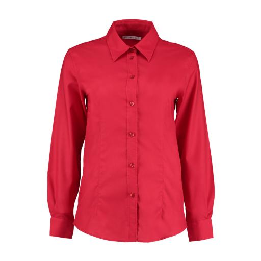 Ladies' Workwear L/Sleeve Shirt