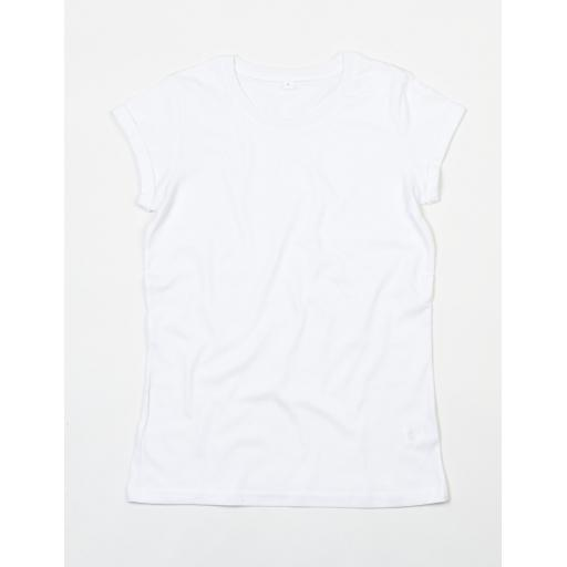 Women's Roll Sleeve Tee