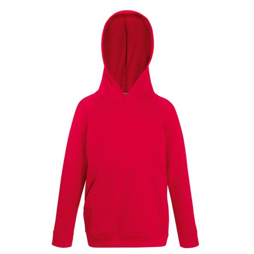 Children's L/Weight Hooded Sweat