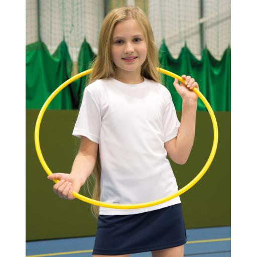 Junior Quick Dry Short Sleeve T-Shirt