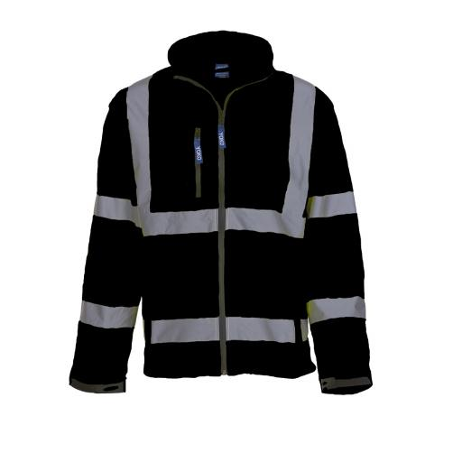 Hi-Vis Softshell Jacket