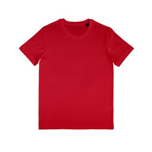 Men's 'Wayne' Organic Fitted T-Shirt