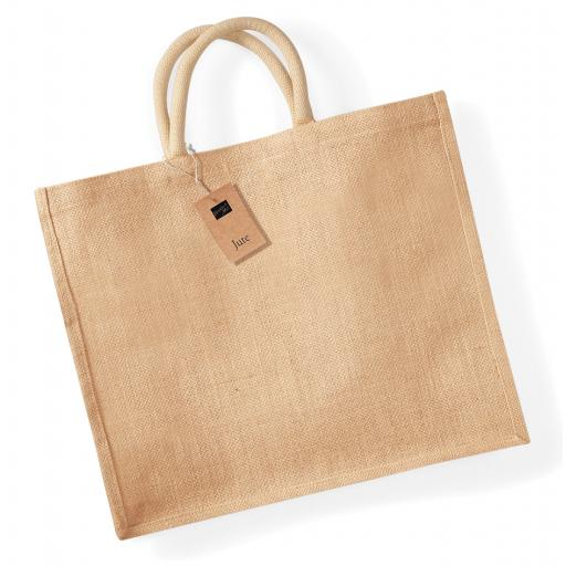 JuteJumbo Shopper