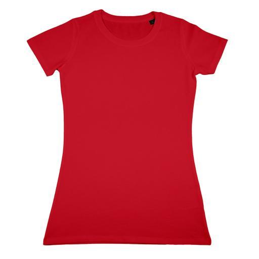Women's 'Ruth' Organic Fitted T-Shirt