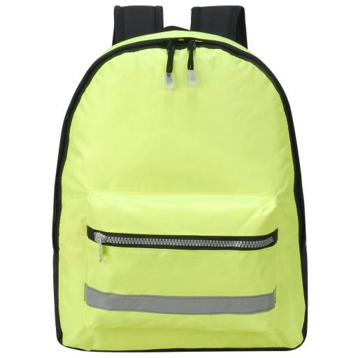 Gatwick Hi-Vis Backpack