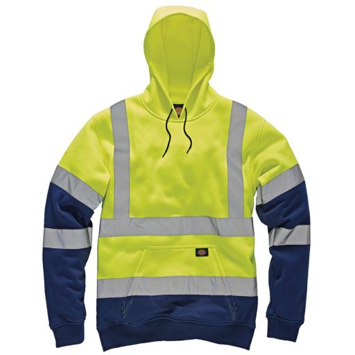 Hi-Vis Two Tone Hoody
