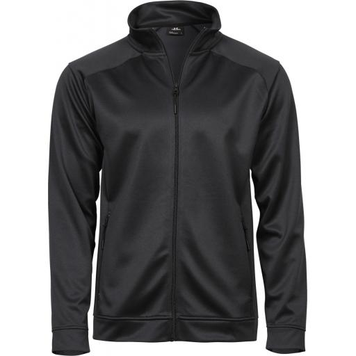 Men's Performance Zip Sweat