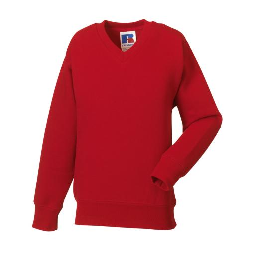 Children's V-Neck Sweatshirt