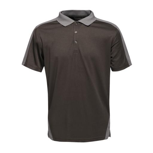 Men's Contrast Coolweave Polo