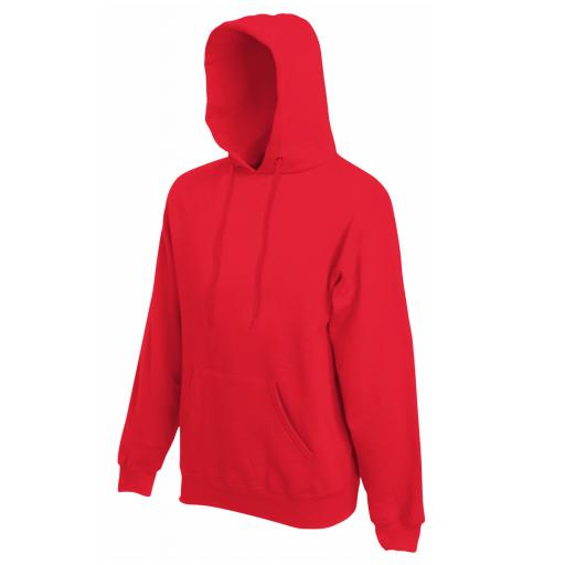 Men's Premium Hooded Sweat
