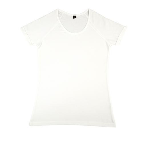 Women's 'Emily' Viscose-Cotton Raglan T
