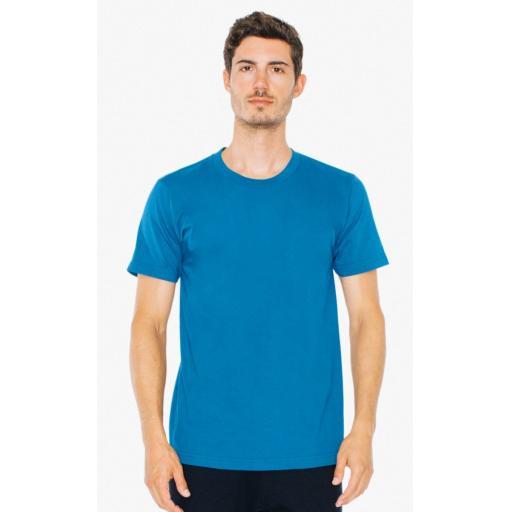 Unisex Organic Fine Jersey S/S T-Shirt