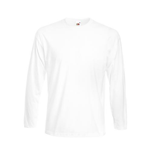 Men's Super Premium L/Sleeve T-Shirt