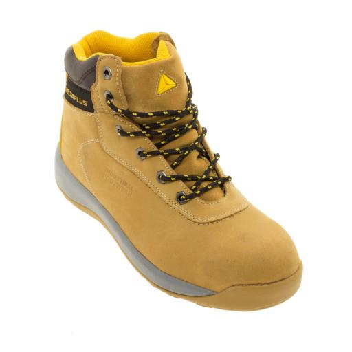 Nubuck Leather Safety Boot