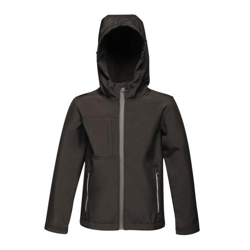 Octagon 3 layer Hooded Softshell