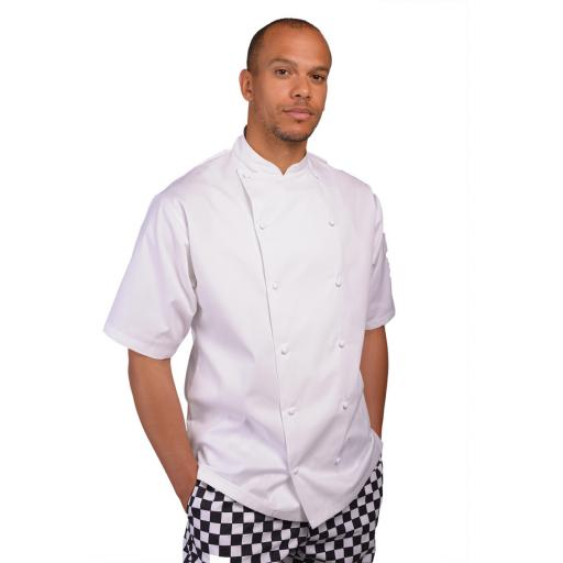 Executive S/S Chefs Jacket