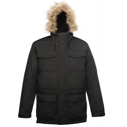 Ardwick Parka Jacket