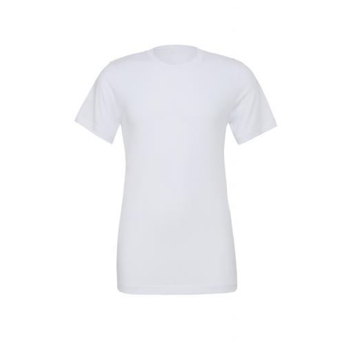 Canvas Unisex Polycotton S/Sleeve Tee