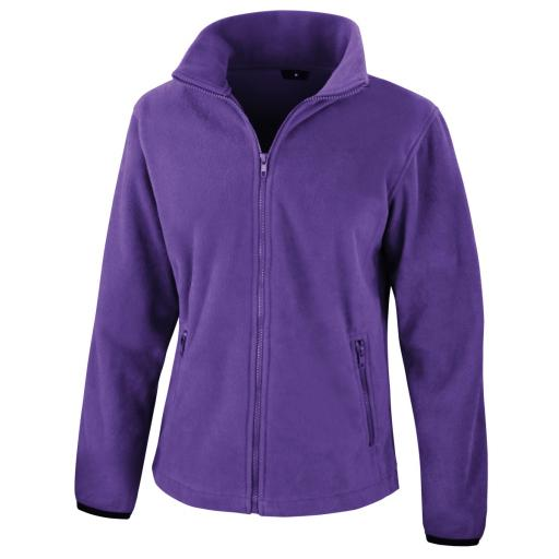 Ladies' Fashion Fit Outdoor Fleece