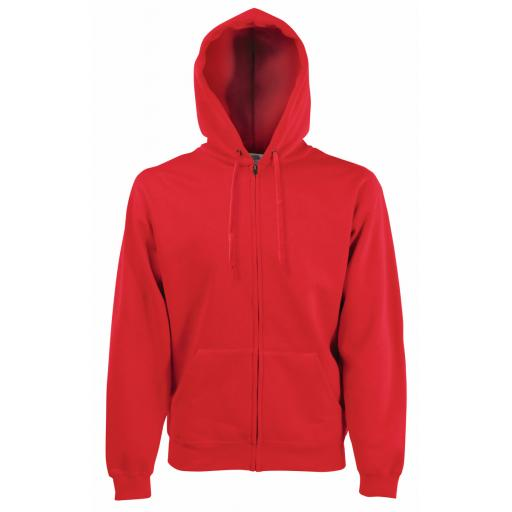 Men's Premium Hooded Sweat Jacket