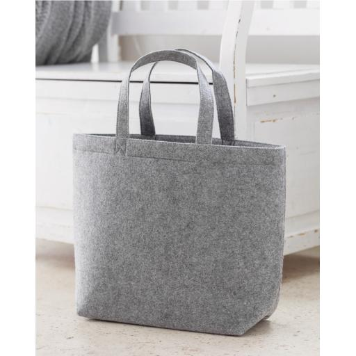 Large Felt Shopper