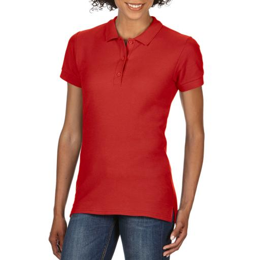 Premium Cotton® Ladies' Polo