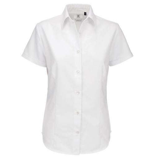 Women's Oxford S/Sleeve Shirt