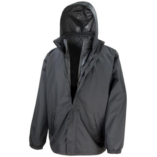 3-in-1 Jacket With Bodywarmer