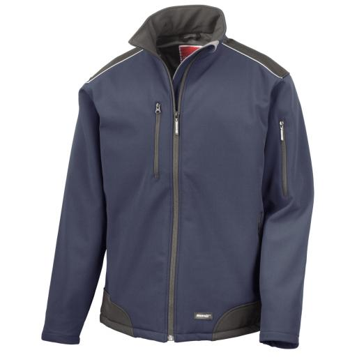 Ripstop Workwear Softshell