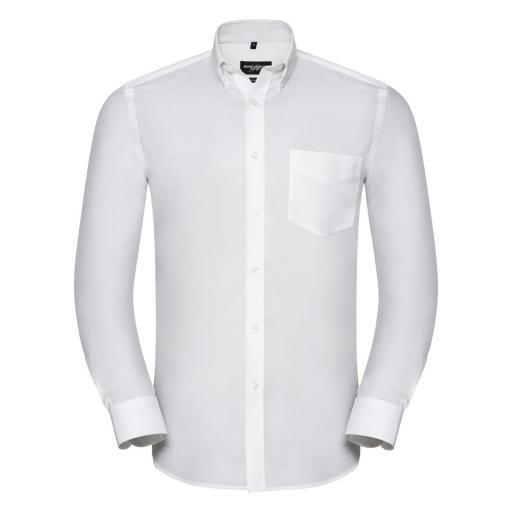 Men's L/S Tailored Button-Down Shirt